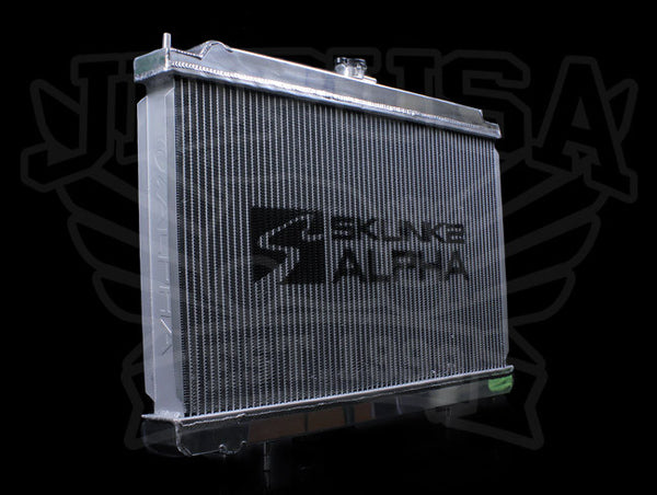 Skunk2 Alpha Series Radiator - 95-98 Nissan 240SX