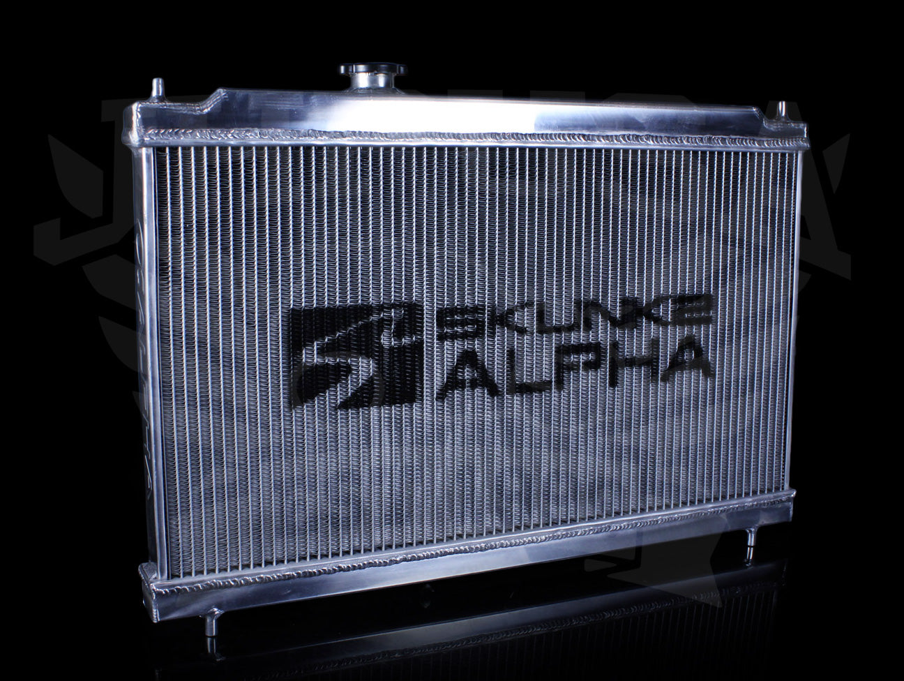 Skunk2 Alpha Series Full Size Radiator - 94-01 Integra