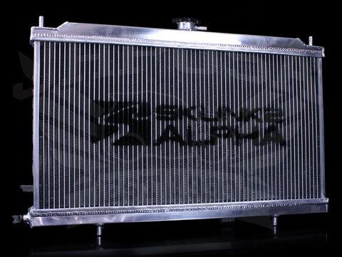 Skunk2 Alpha Series Full Size Radiator - 88-91 Civic / CRX