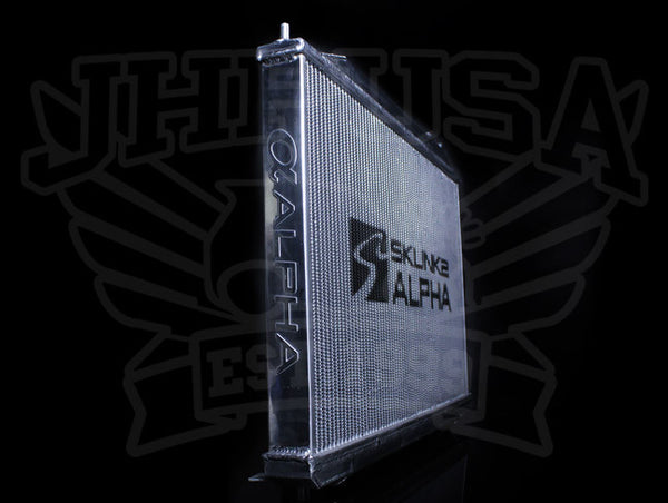 Skunk2 Alpha Series Radiator - 06-11 Civic