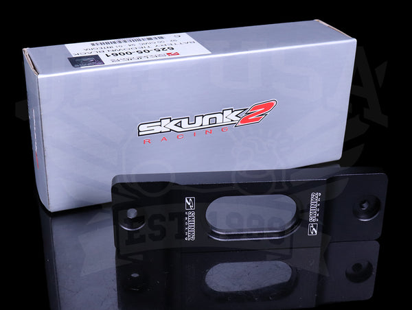 Skunk2 Black Series Billet Battery Tie Down - Honda / Acura