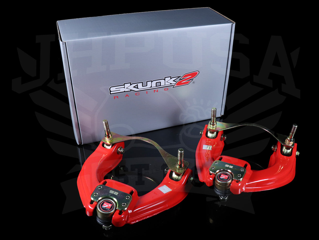 Skunk2 Pro Series Front Camber Kit - 88-91 Civic / CRX