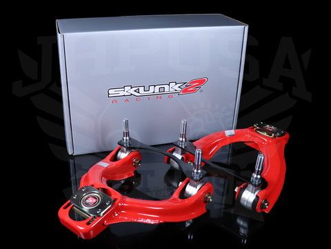 Skunk2 Pro Plus Front Camber Kit - 92-95 Civic / 94-01 Integra