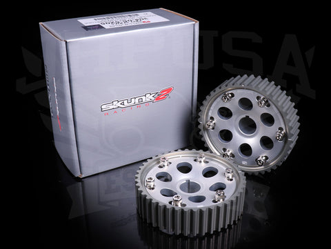 Skunk2 Pro Series Cam Gears - H-series VTEC  (H22A/H23A/F20B)