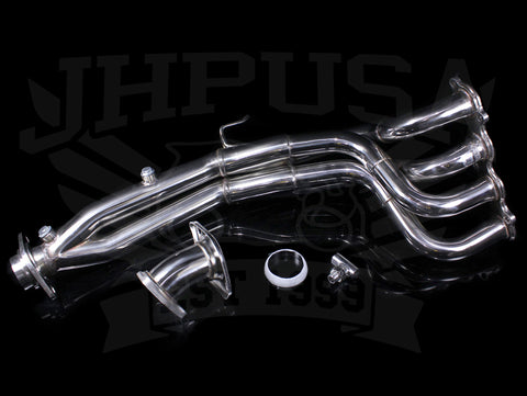 Skunk2 Alpha Header - 02-05 Civic Si / 02-06 RSX