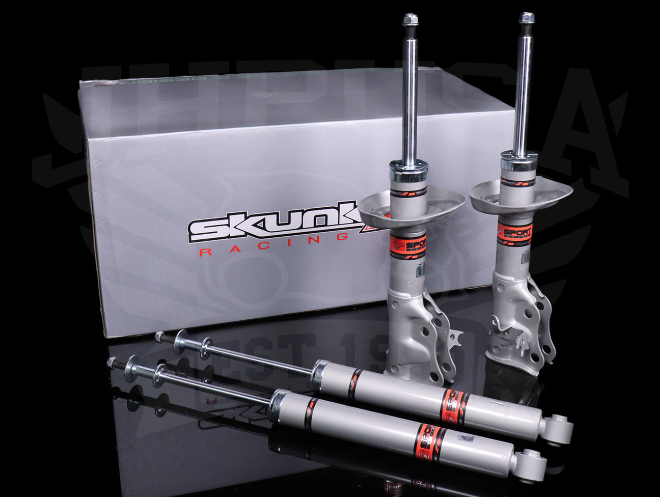 Skunk2 Sport Shocks - 06-11 Civic