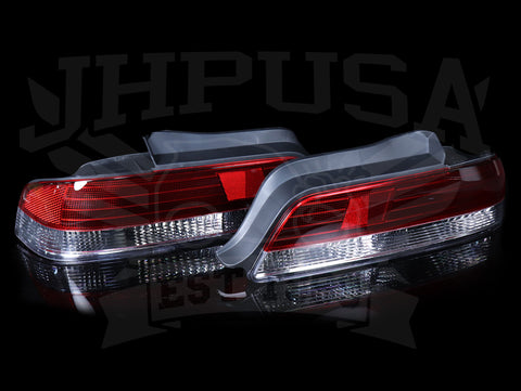 Spec-D Tuning Tail Lights - 97-01 Prelude