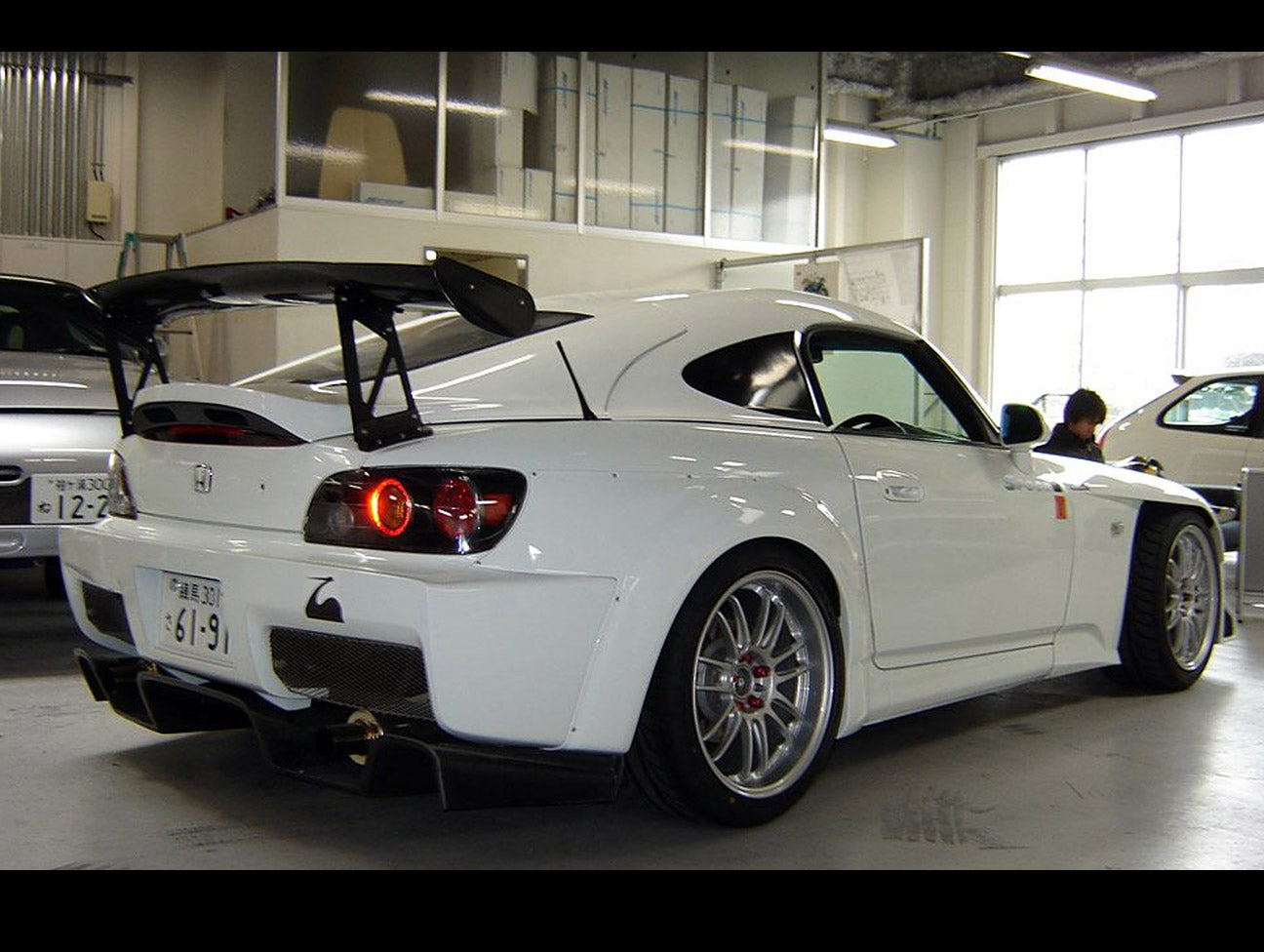 Spoon Mooncraft Hard Top - S2000