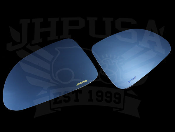 Spoon Hydro-Blue Wide Side Mirror Set - 00-09 S2000