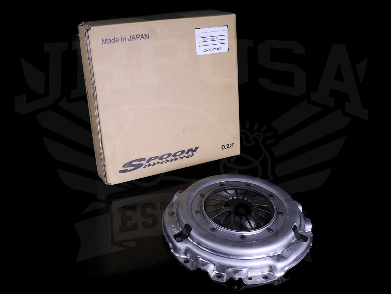 Spoon Sports Clutch Cover (Pressure Plate) - B-series