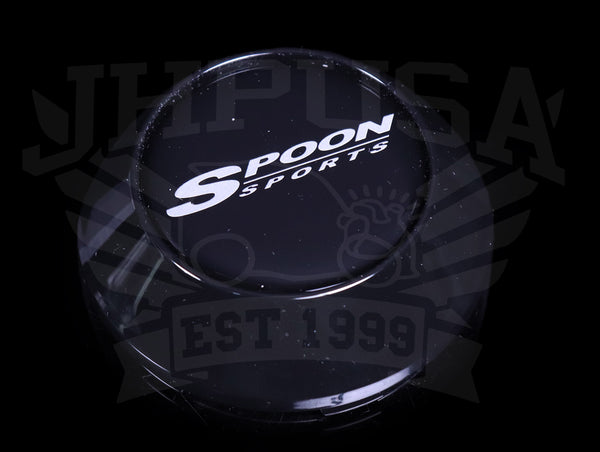 Spoon Sports SW388 Black Center Cap