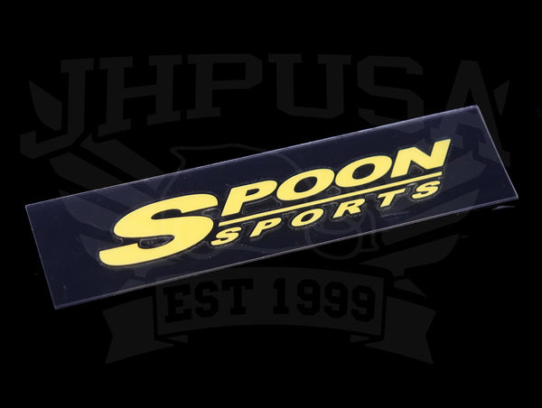 Spoon Sports SW388 Wheel Spoke Decal