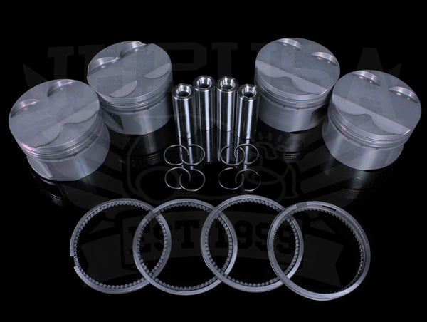 Supertech Forged Piston Kit - Nissan RB25