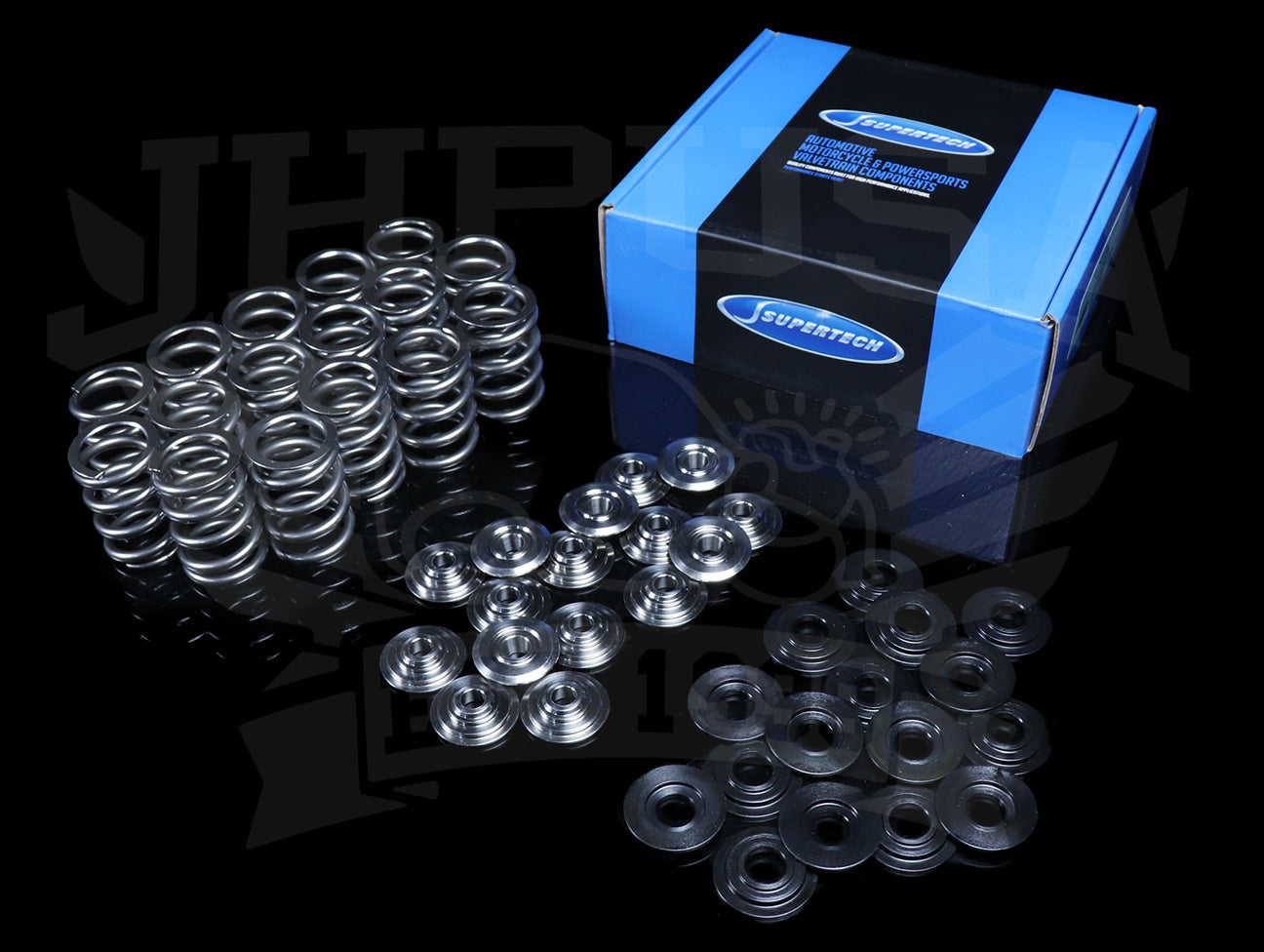 Supertech Valve Spring & Retainer Kit - J-series
