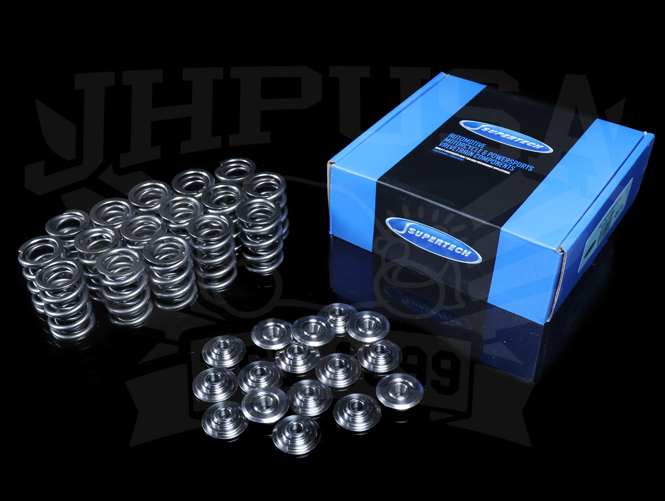 Supertech Valve Spring & Retainer Kit - F/H-series