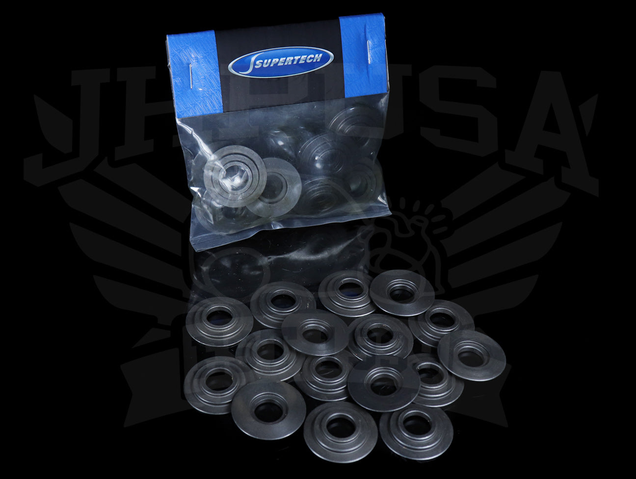 Supertech Steel Spring Seats - K-series & S2000