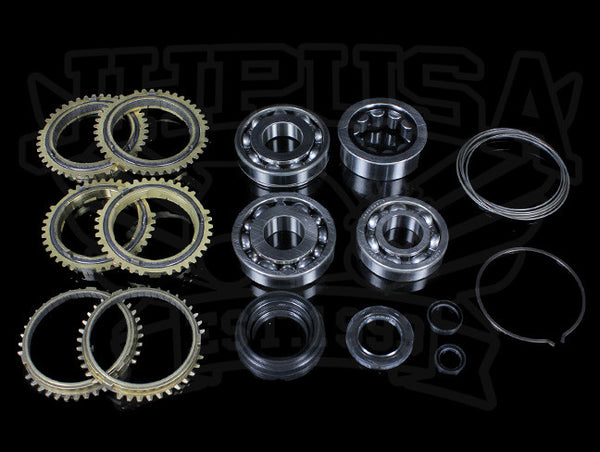 Synchrotech K-series Bearing Seal & Carbon Syncro Kit - Civic & RSX