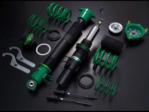 Tein MONO Racing Damper Coilover Kit - 2017+ Civic Type-R FK8