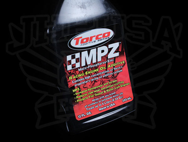 Torco MPZ Engine Friction Reducer