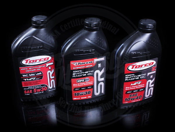 Torco SR-1 Synthetic Motor Oil