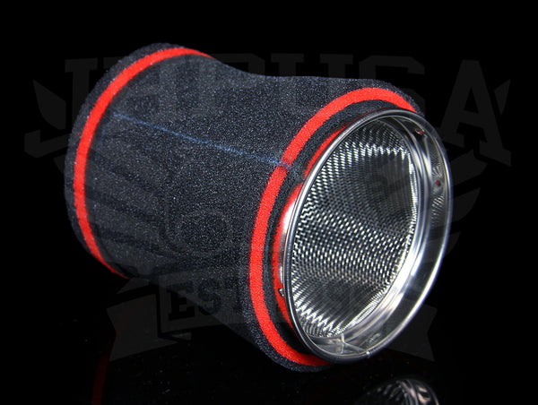 TODA Sport Injection Air Filter & Trumpet Mesh Cover Set