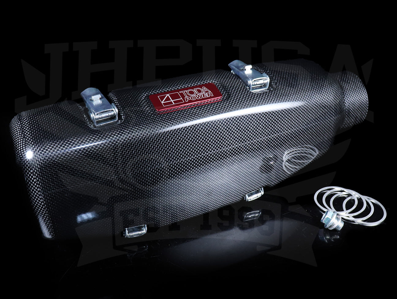 TODA Dry Carbon High Power Surge Tank - K-series (EP3/DC5/CL7/FD2)