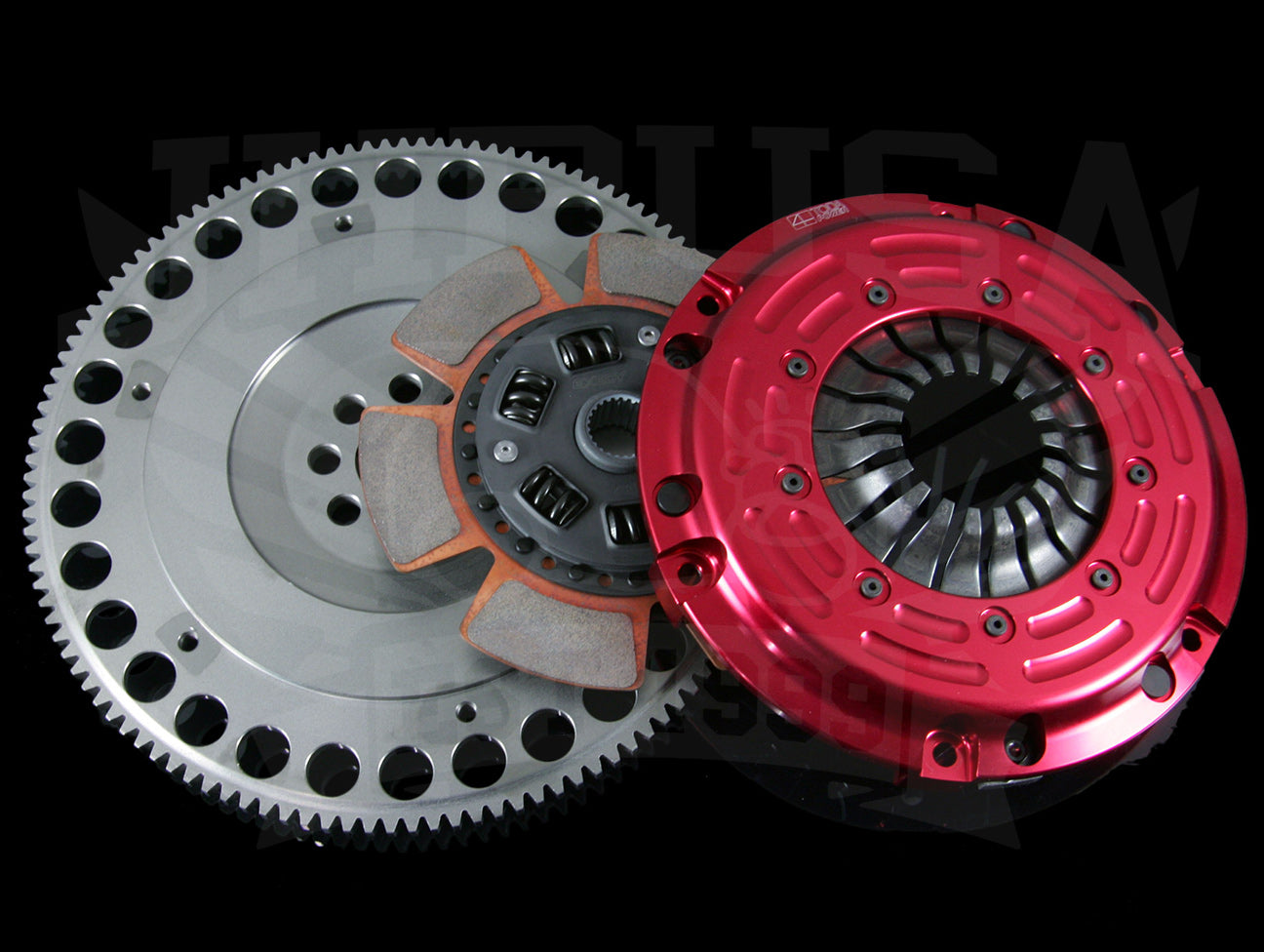 Toda High Power Single Clutch Kit - B16/B18C