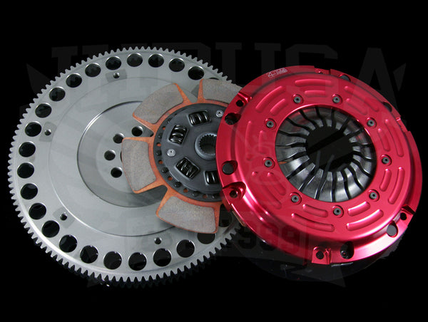 Toda High Power Single Clutch Kit - K-series