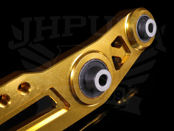 TruHart Rear Lower Control Arms - Gold - 88-95 Civic / 90-01 Integra