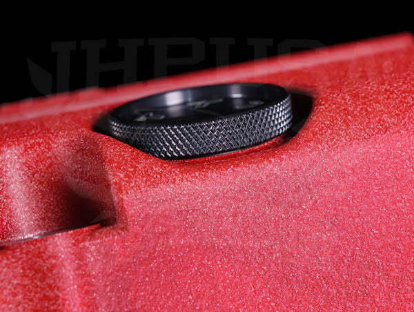 Tractuff Billet Oil Cap - Black