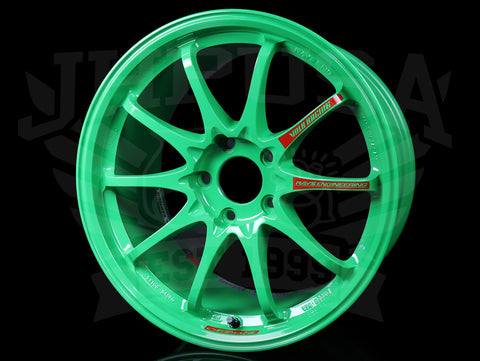 Volk Racing CE28SL Wheels - Takata Green 18x9.5 / 5x120 / +35