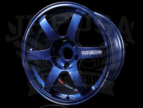 Volk Racing TE37 Saga Wheels - Mag Blue / 18x9.5 / 5x120 / +45