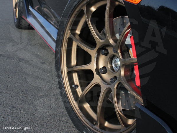 Volk Racing ZE40 Wheels - Bronze / 19x9.5 / 5x120 / +45