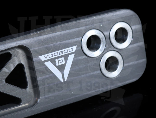 Voodoo 13 Billet Rear Lower Control Arms - 02-06 RSX