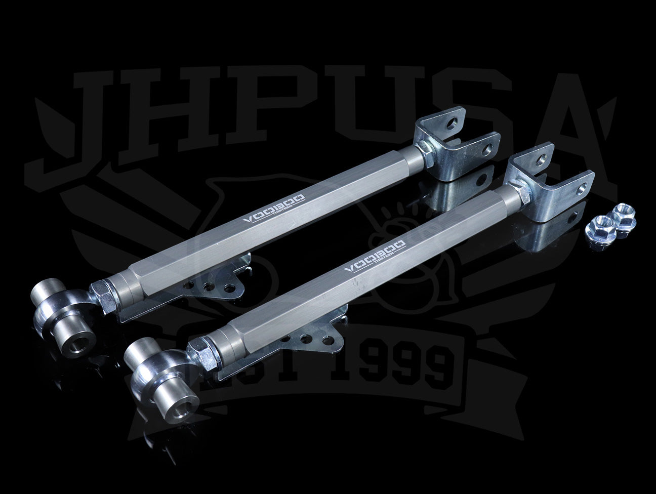 Voodoo 13 Spherical Rear Trailing Arms - 08+ Accord / 09+ TSX  / 09+ TL