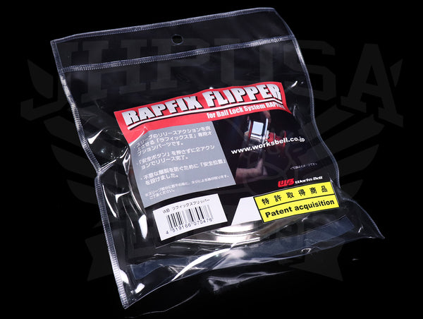 Works Bell Flipper for Rapfix Quick Release