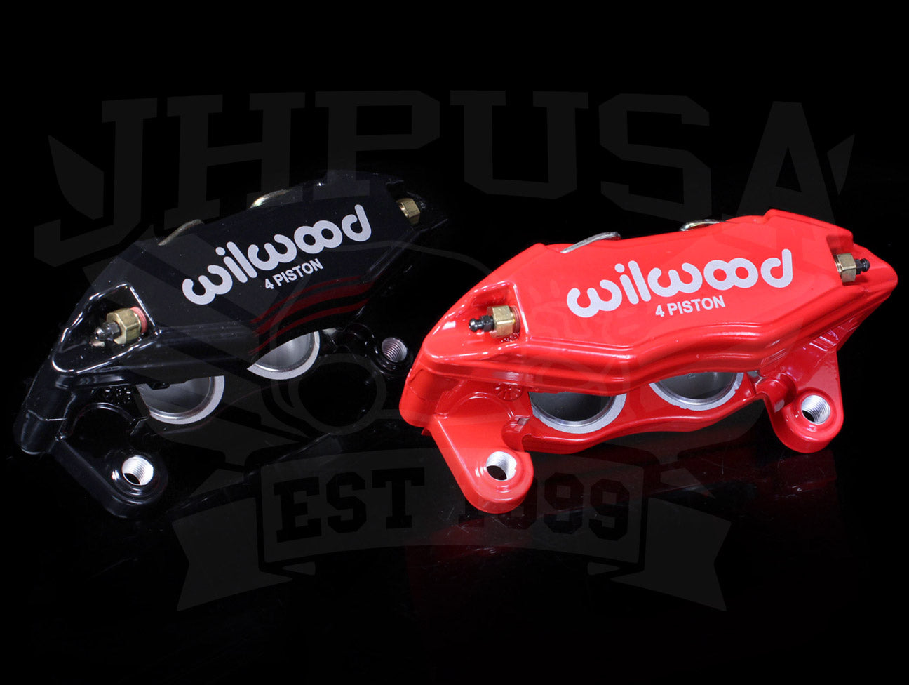 Wilwood DPHA Front Caliper & Rotor Brake Kit