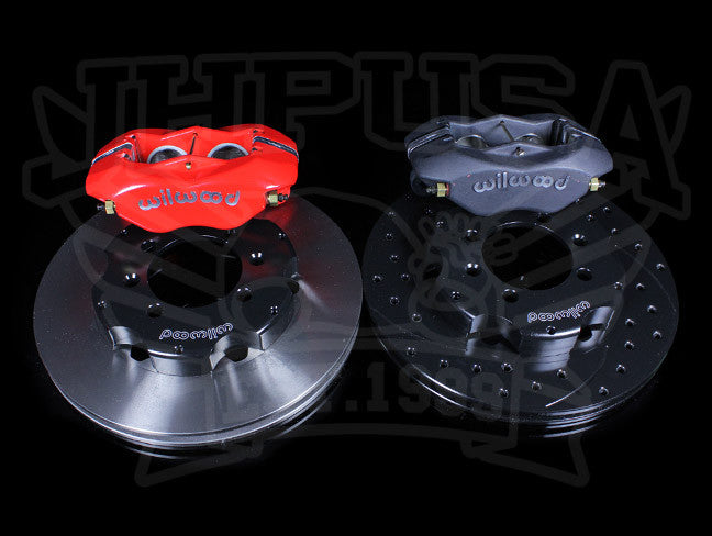 Wilwood Dynalite 4-Piston Big Brake Front Kit  - Mazda Miata