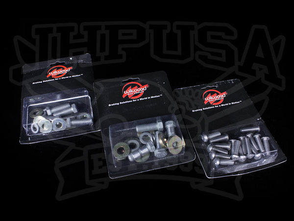 Wilwood Dynapro 6-Piston Big Brake Front Kit - Honda/Acura