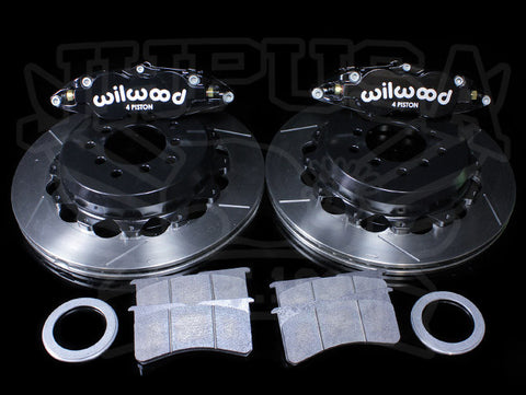Wilwood Rear Superlite 4R Brake Kit - 2013+ FRS/BRZ