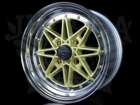 "Work Equip 03 - Gold - 15"" Wheels"