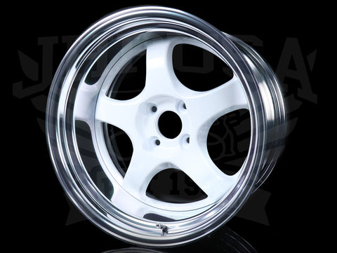 "Work Meister S1R 2-piece - White - 16"" Wheels"