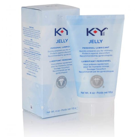 Lubricante K-Y Jelly