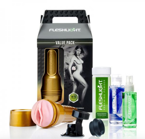 Pack Fleshlight Stamina Training Unit