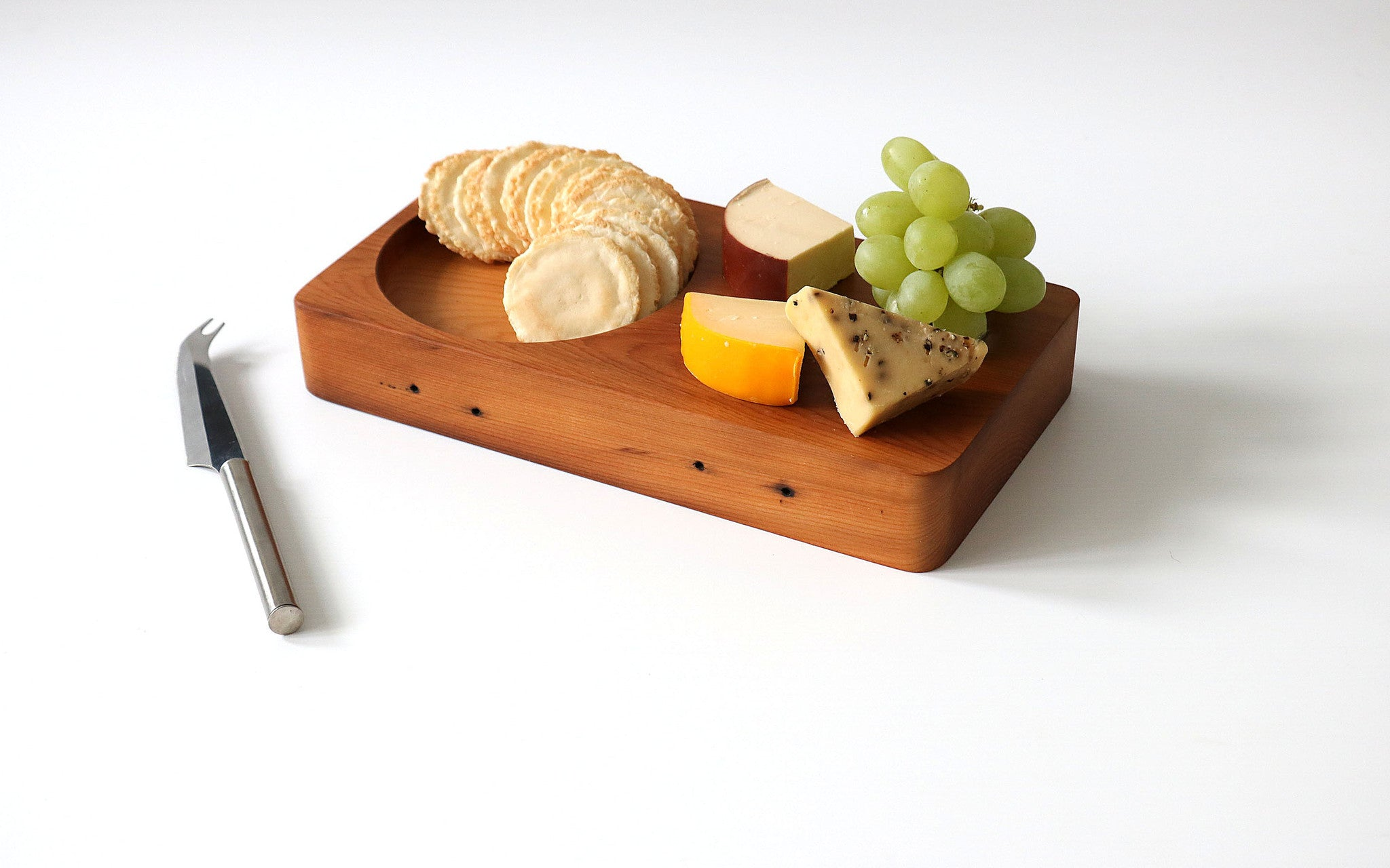 Recycled Wood Serving Board / Chopping Board - Rimu