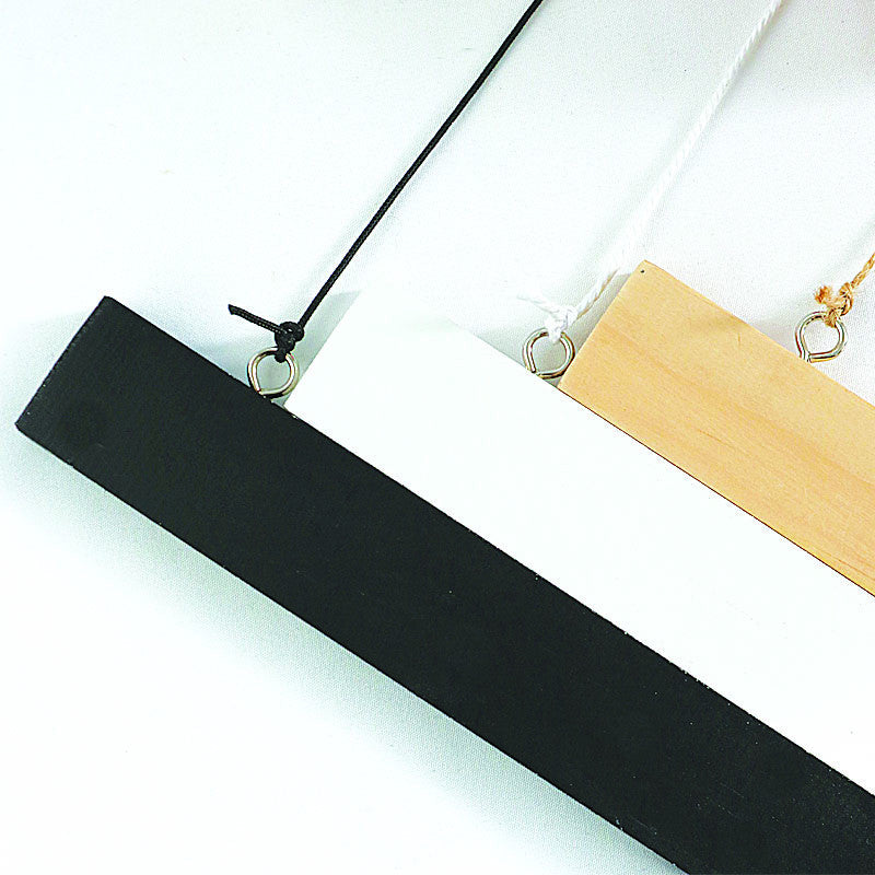 Picture Hanging Systems - Pine Picture Hanger Bars