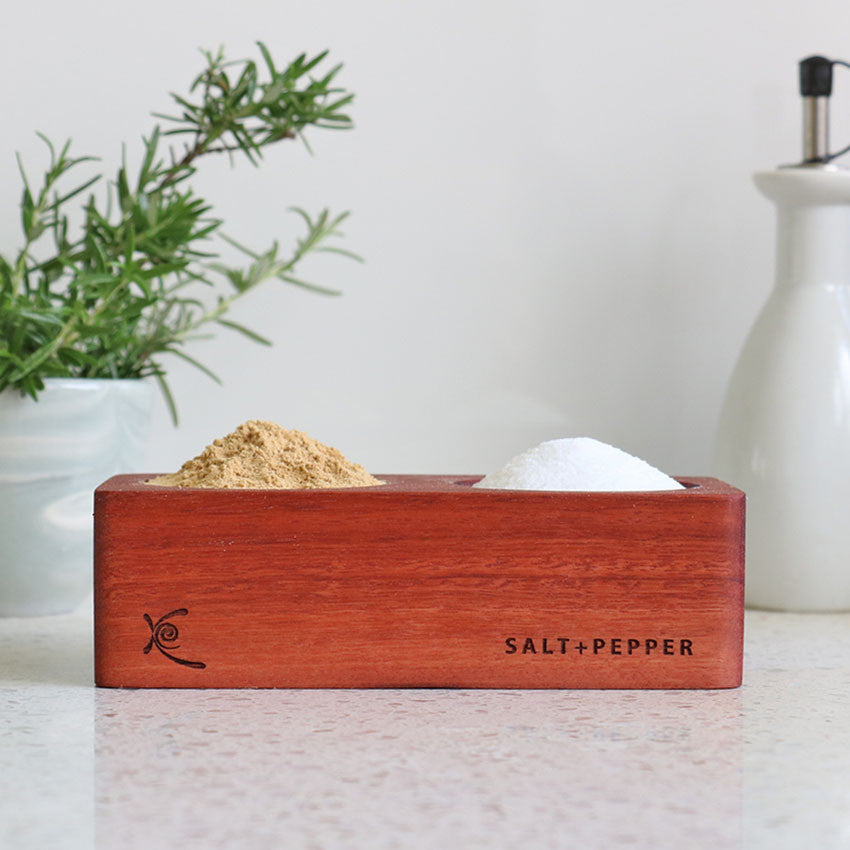 Salt and Pepper Block or Seasoning Kitchenware
