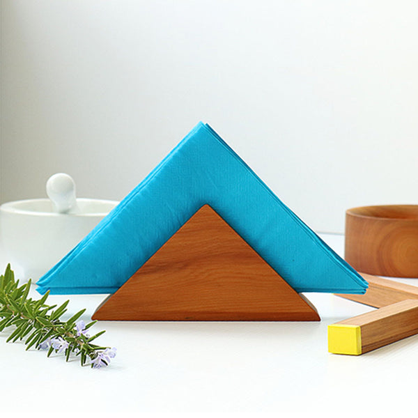 Recycled Wood - Serviette Holder - Kitchenware | Tableware - Rimu