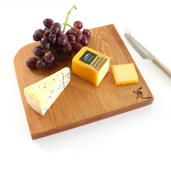 Rimu Serving Chopping Board for Cheese & Grapes