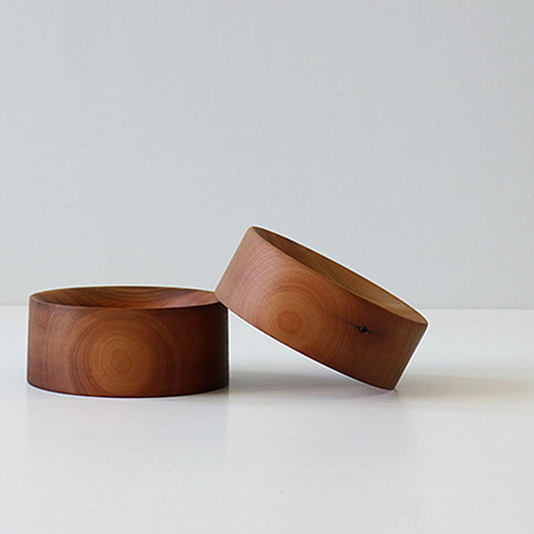 Recycled Wood Bowl - Matai